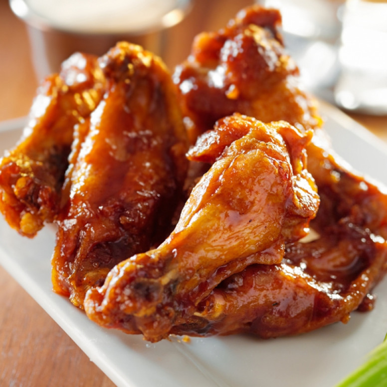 Bbq Chicken Wings Recipe - Oven Recipes Chicken