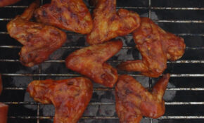 BBQ Chicken Wings – Recipes Grilled Chicken Wings