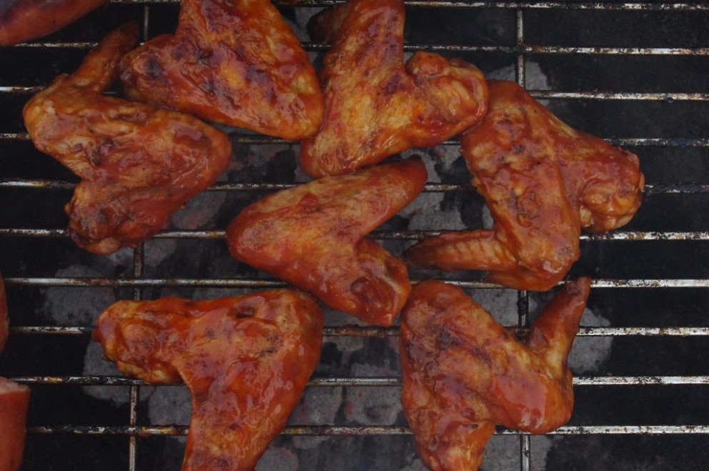 BBQ Chicken Wings - recipes grilled chicken wings