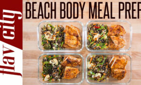 Beach Body Meal Prep – Tasty Weight Loss Recipes With Chicken Breasts – Food Recipes To Lose Weight
