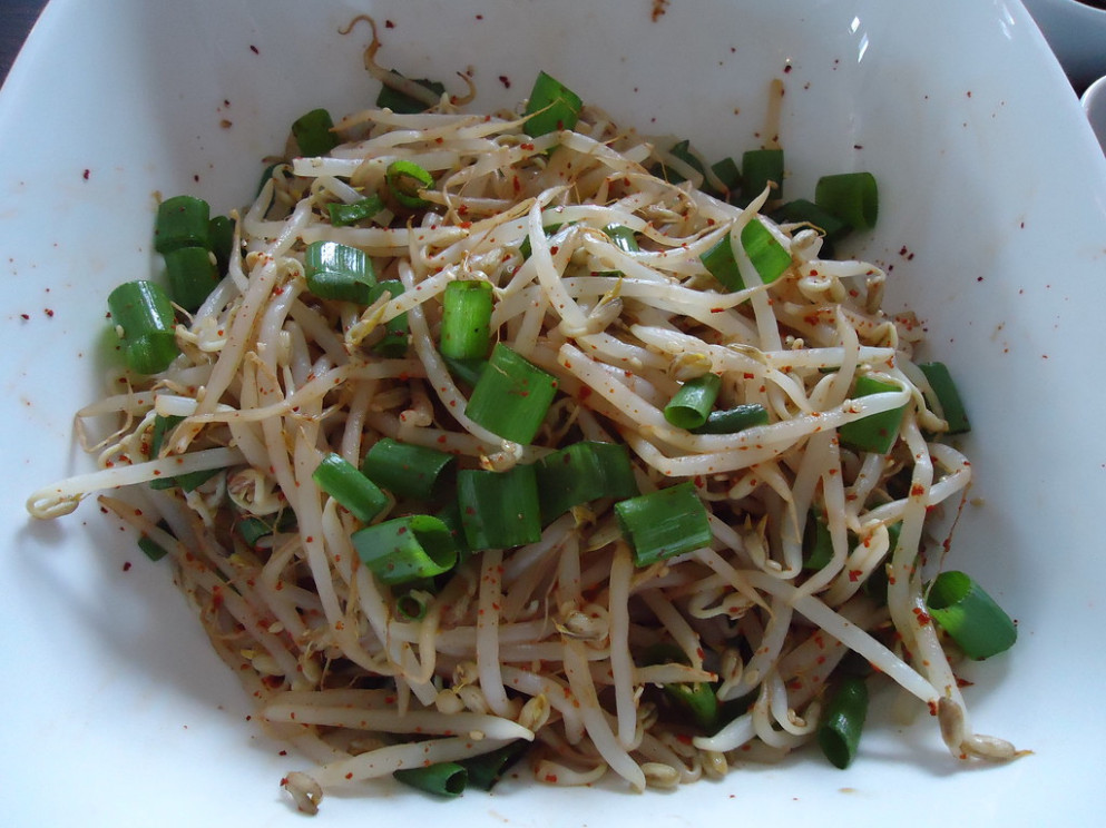 Bean sprout side dish - recipes vegetable side dishes healthy