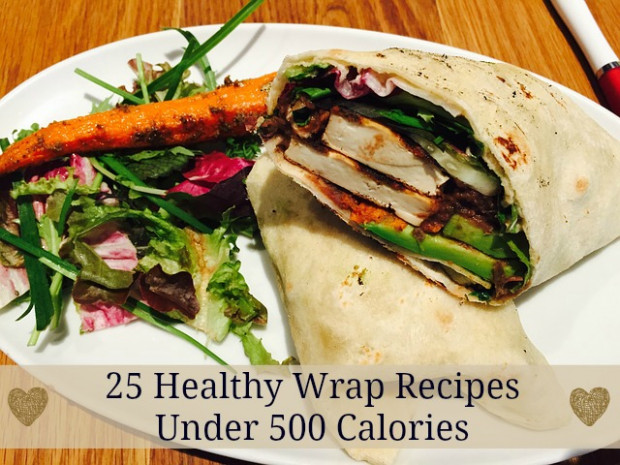 Becky Cooks Lightly: 25 Healthy Wrap Recipes Under 500 ..