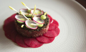 Beef Tartare Recipe With Pickled Radish And Wasabi – Great ..