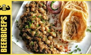 BeerBiceps Chhole Masala – High Protein Recipe – Indian ..