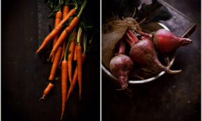 Beet Carrot Collage – Recipes Vegetarian Gravy