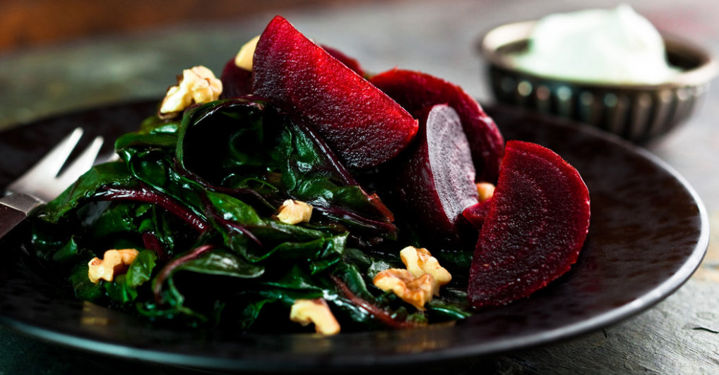Beet Greens With Beets, Lemon and Yogurt — Recipes for ..