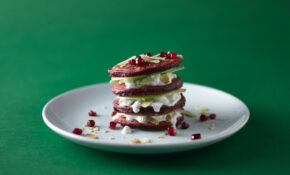 Beetroot And Apple Pancakes – Healthy Recipes Apples