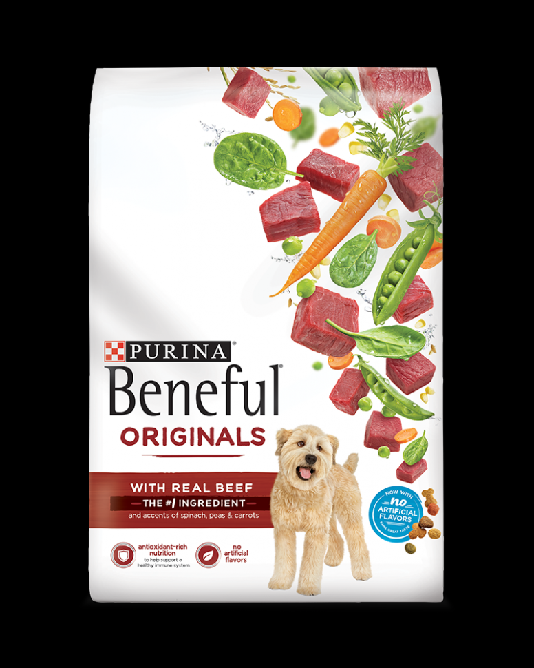 Beneful Originals Dry Dog Food with Beef - recipes homemade healthy dog food