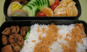 Bento 070227 – Chicken Recipes Lunch