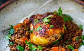 Berbere Chicken With Ethiopian Lentils – Recipes Using Berbere Spice Vegetarian