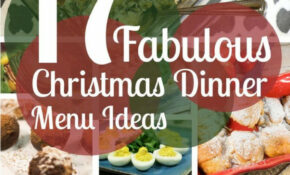 Best 25+ Christmas Dinner Menu Ideas On Pinterest | Xmas ..