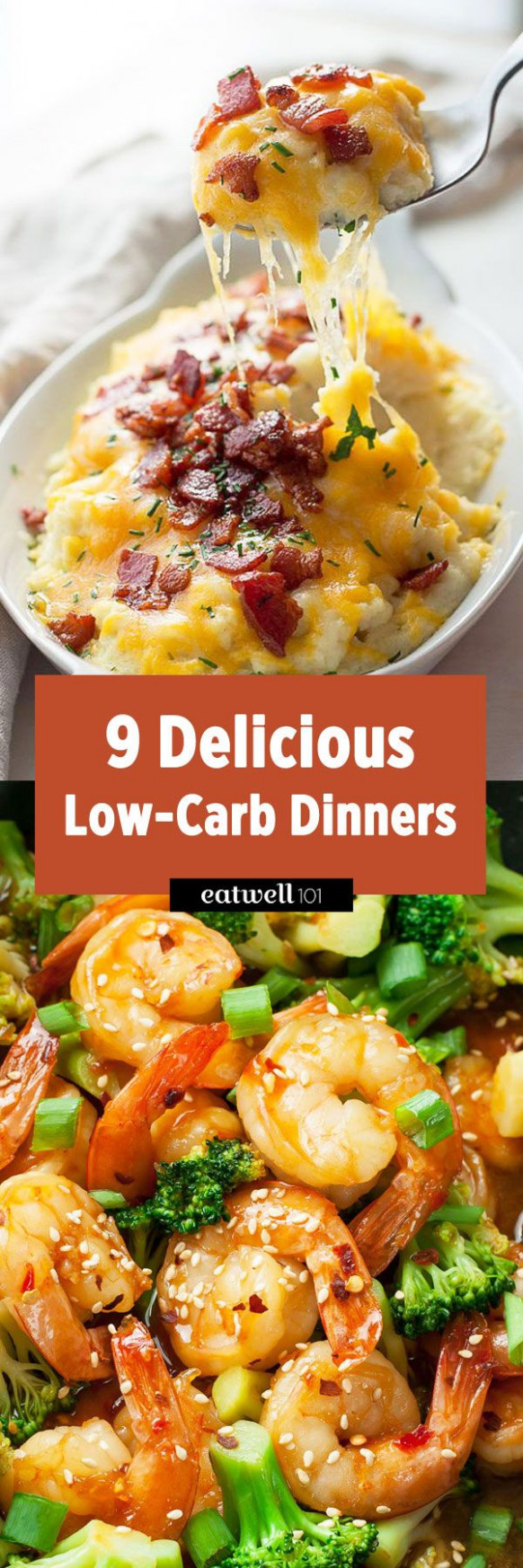 Best 25+ No Carb Dinner Recipes Ideas On Pinterest ..