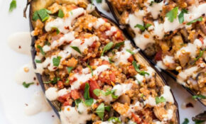 Best 25+ Stuffed eggplant recipes ideas on Pinterest ...