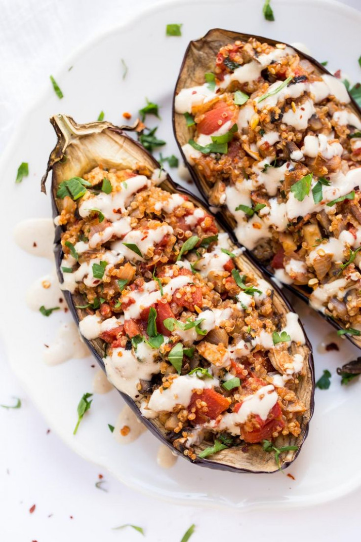 Best 25+ Stuffed eggplant recipes ideas on Pinterest ..