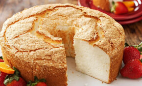 Best Angel Food Cake Recipe | Taste Of Home – Recipes With Angel Food Cake
