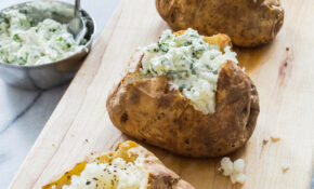 Best Baked Potatoes For Two | Cook's Illustrated – Food Recipe Quiz