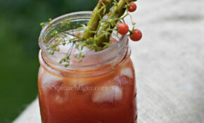 Best Bloody Mary With Pickled Asparagus, Recipe From A ..
