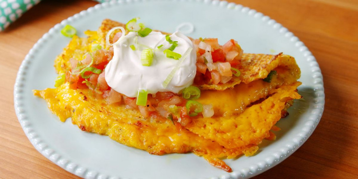 Best Cauliflower Quesadillas - How to Make Cauliflower ..
