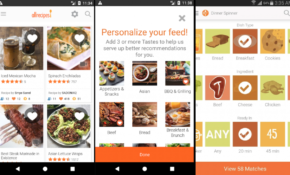 Best Cooking And Recipe Apps For Android « 14nions – All Recipes Dinner Spinner