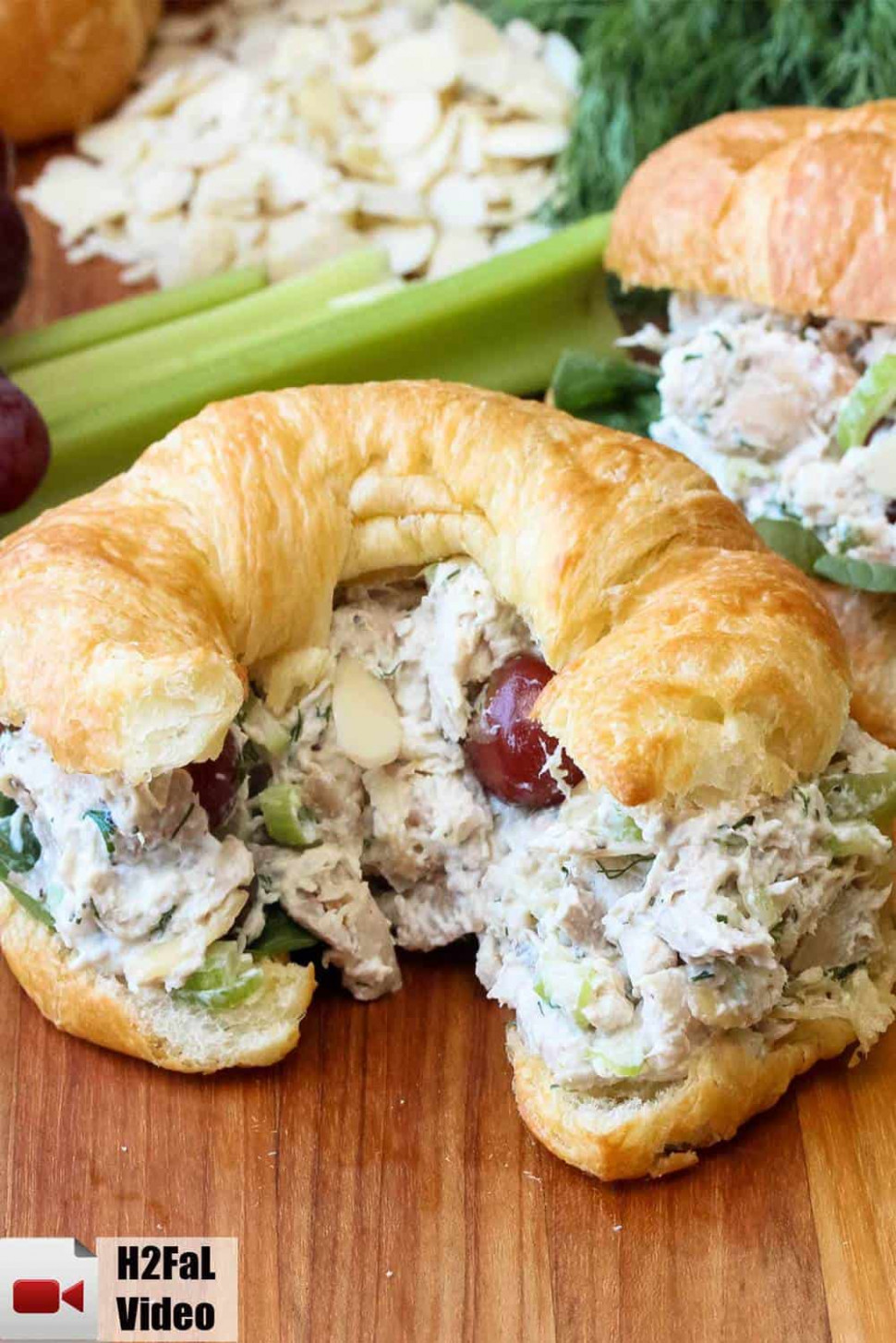 Best-Ever Chicken Salad - recipes using canned chicken
