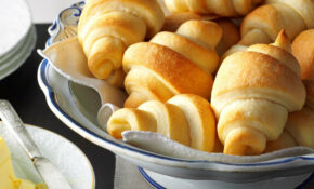 Best Ever Crescent Rolls – Crescent Roll Recipes Dinner