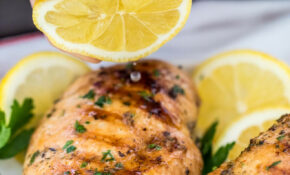 Best Ever Grilled Chicken Breasts Recipe – Sweet And Savory ..