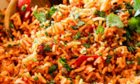 BEST EVER Restaurant Style Mexican Rice (tips And Tricks!) – Food Recipes With Rice