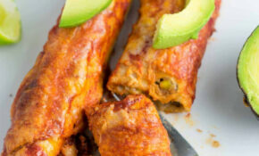 Best Ever Vegetarian Enchiladas Recipe – Build Your Bite – Recipes Vegetarian Enchiladas