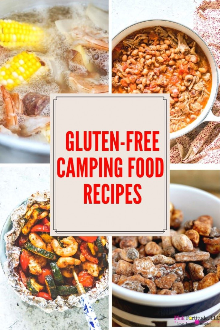 Best Gluten-Free Camping Food Ideas Your Family Will Love - food recipes pictures
