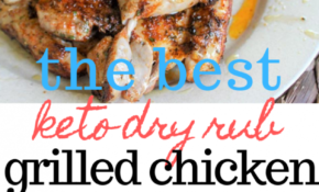 Best Grilled Chicken Recipe (Dry Rub Grilled Chicken With White Barbecue  Sauce) – Chicken Recipes Dry