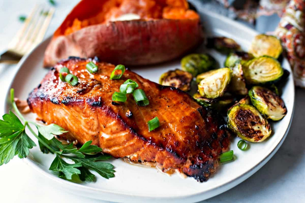 Best Grilled Salmon - grilled food recipes