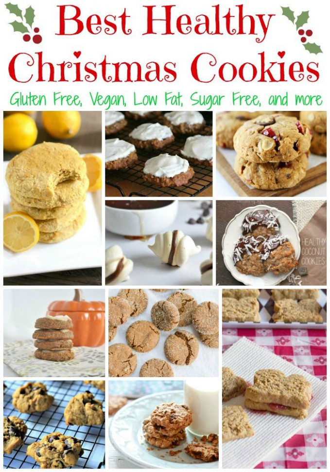 Best Healthy Christmas Cookies | !Food Done Light Recipes ..