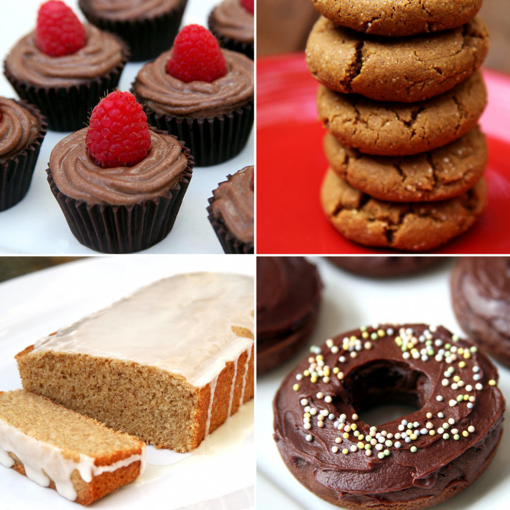 Best Healthy Desserts | POPSUGAR Fitness - recipes desserts healthy