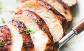 Best Healthy Grilled Chicken | Creme De La Crumb