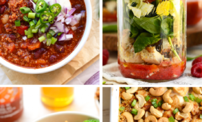 Best Healthy Meal Prep Recipes – Fit Foodie Finds – Recipes Easy Healthy Meals