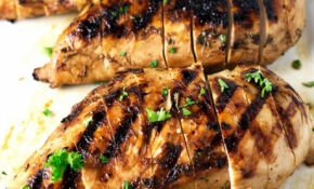 Best & Juiciest Grilled Chicken Breast • So Damn Delish – Best Recipes Chicken Breast