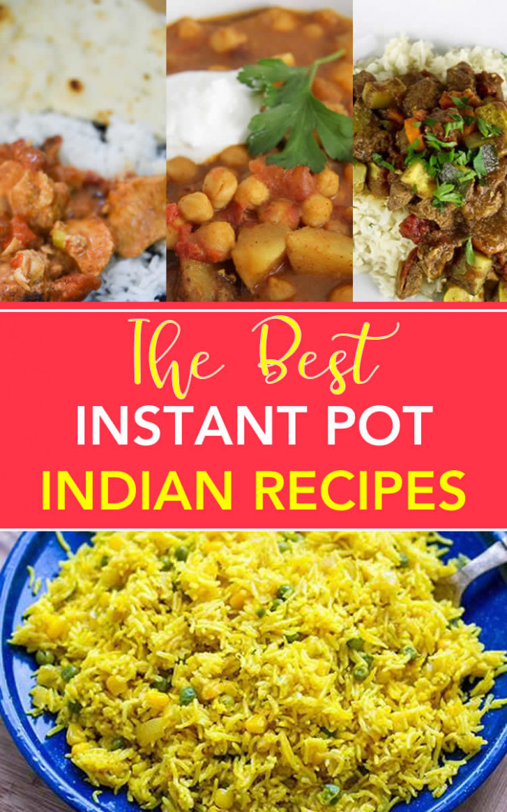 Best Mexican Instant Pot Recipes - Good Food Made Quick! - food recipes meals