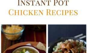 Best Quick And Easy Pressure Cooker / Instant Pot Chicken ..