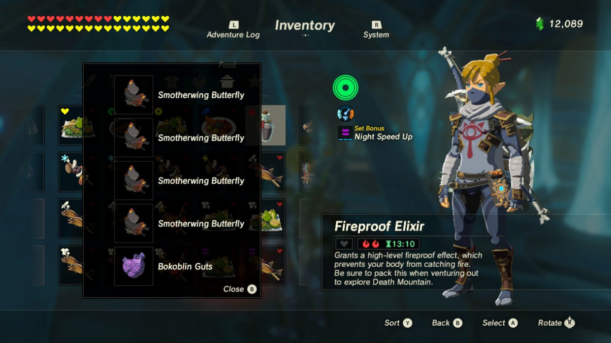 Best Recipes? - The Legend of Zelda: Breath of the Wild ..