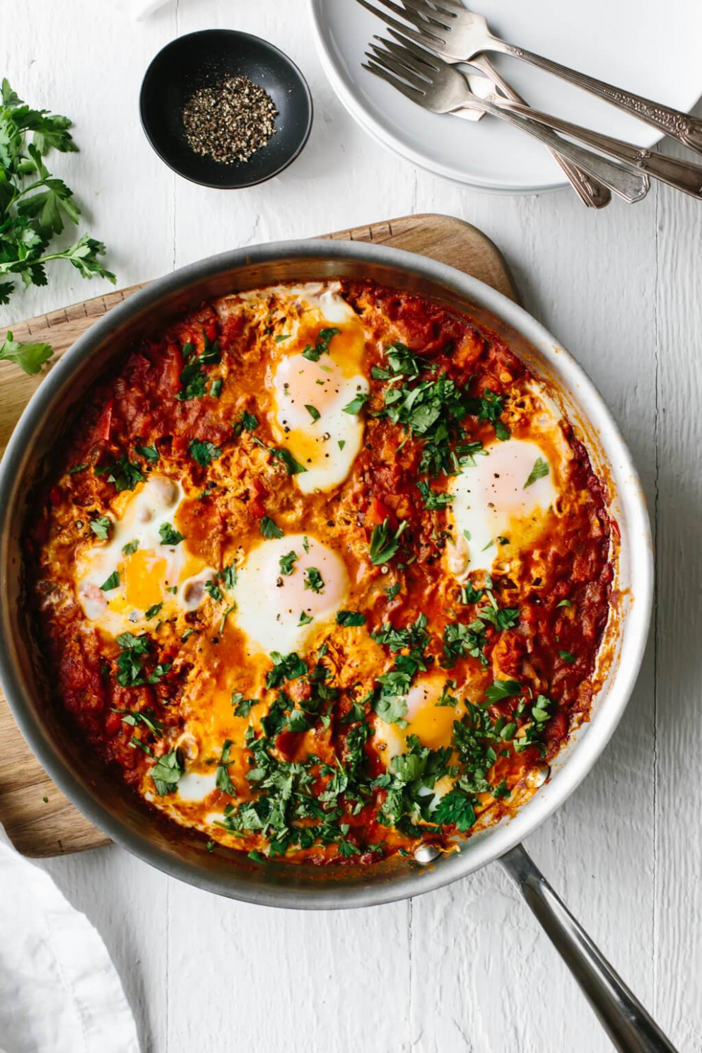 Best Shakshuka Recipe (Easy & Traditional) | Downshiftology - Food Recipes Wow Classic