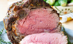 Best Standing Rib Roast Recipe (Christmas Dinner!) – A Spicy ..
