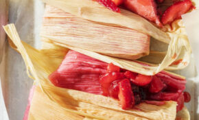 Best Strawberry Tamales Recipe – How To Make Strawberry ..