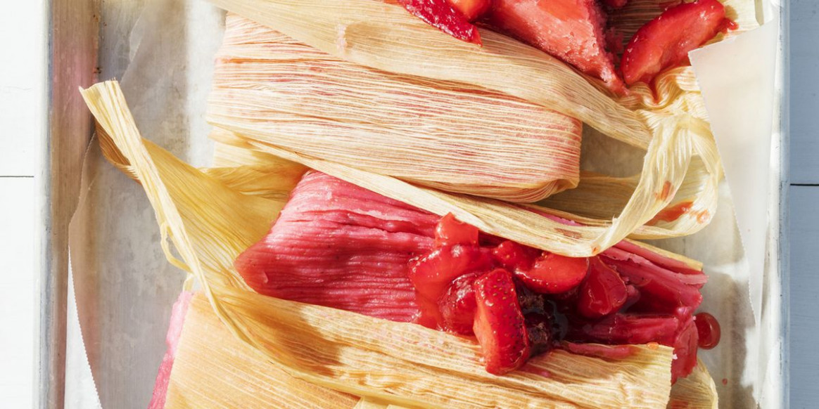 Best Strawberry Tamales Recipe - How to Make Strawberry ..