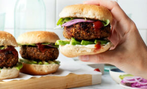 Best Veggie Burgers – Urban Vegetarian Recipes