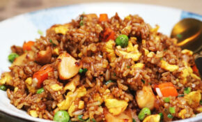 BETTER THAN TAKEOUT AND EASY! Chinese Chicken Fried Rice Recipe – Recipes Easy Chinese Food