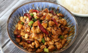 BETTER THAN TAKEOUT – Kung Pao Chicken – Recipes Kung Pao Chicken
