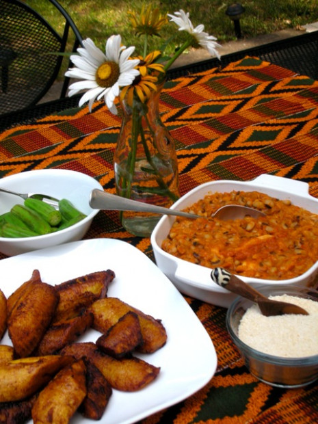 "BetumiBlog: Recipe #85: Ghana's famous ""red-red"" - african food recipes"