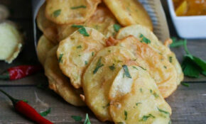 Bhajias | Recipe | African Dishes | Food, Indian Food ..