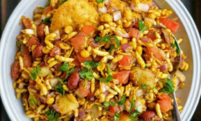 Bhel Puri Recipe | Mumbai Bhel Puri – Quick Indian Food Recipes