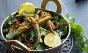 Bhindi Do Pyaza 7 – Recipes Gluten Free Finger Food
